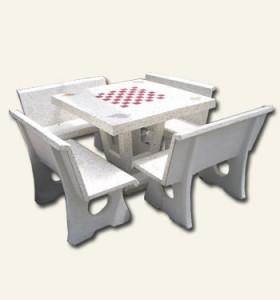 โต๊ะพิงหินขัด
